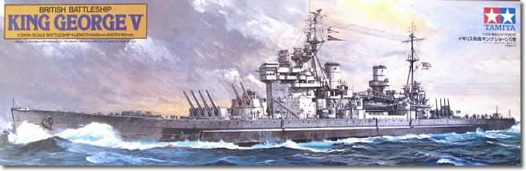 1/350 scale WW2 Battleships