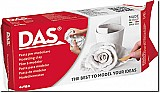 DAS Modeling Clay Block White Color 1kg