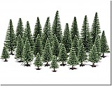 Hornby Fir Trees