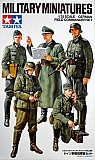 WW2 German Field Commander ( 5 figures )