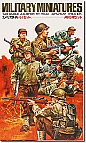 WW2 US Army Infantry West European Theater ( 8 Figures )