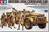 British LRDG Command car