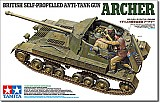British Tank Destroyer Self Propelled Archer